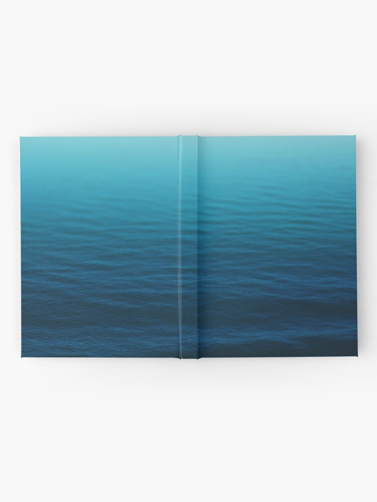 Alternate view of Deep Blue Hardcover Journal