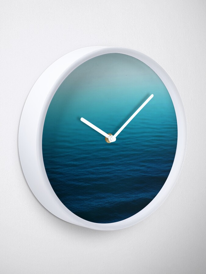 Alternate view of Deep Blue Clock