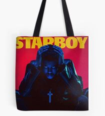 STARBOY tour 2017 Tote Bag
