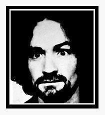Charles Manson - Classic Photographic Print