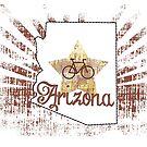 Bike Arizona State by surgedesigns