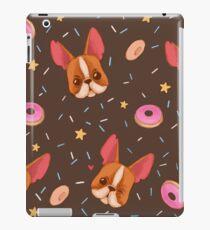 Ham and Chocolate Donuts || French Bulldog iPad Case/Skin