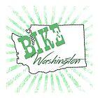 Bike Washington State by surgedesigns