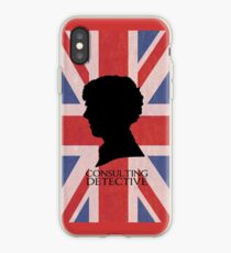 Consulting Detective iPhone Case