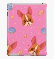 Ham and Strawberry Donuts || French Bulldog iPad Case/Skin