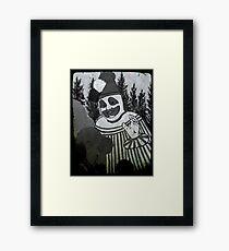 John Wayne Gacy - Pogo The Clown Framed Print