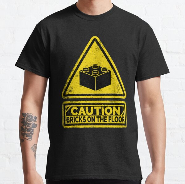 Watch Your Steps Classic T-Shirt