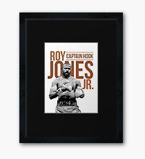 Roy Jones Jr. Framed Print