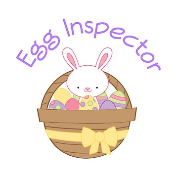 easter bunny egg inspector by Nayla475