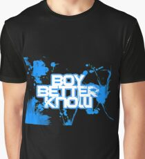 Boy Better Know Graphic T-Shirt