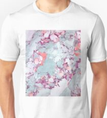 Marble Art V13 #redbubble #pattern #home #tech #lifestyle Unisex T-Shirt