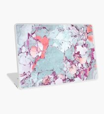 Marmor Art V13 #redbubble #muster #home #tech #lifestyle Laptop Folie