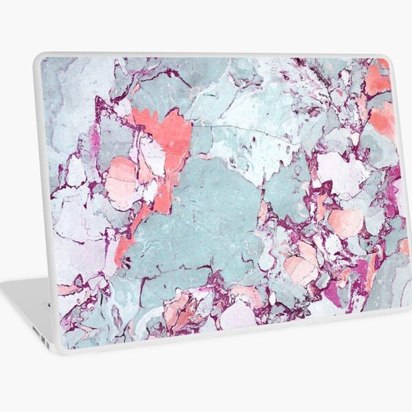 Marble Art V13 #redbubble #pattern #home #tech #lifestyle Laptop Skin