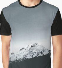 Mt. Hood Oregon Graphic T-Shirt