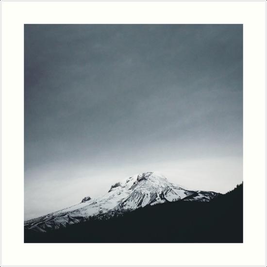 Mt. Hood Oregon by Leah Flores