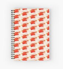foo dog: protector Spiral Notebook