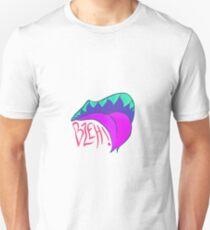 Bleh Monster Fangs Unisex T-Shirt