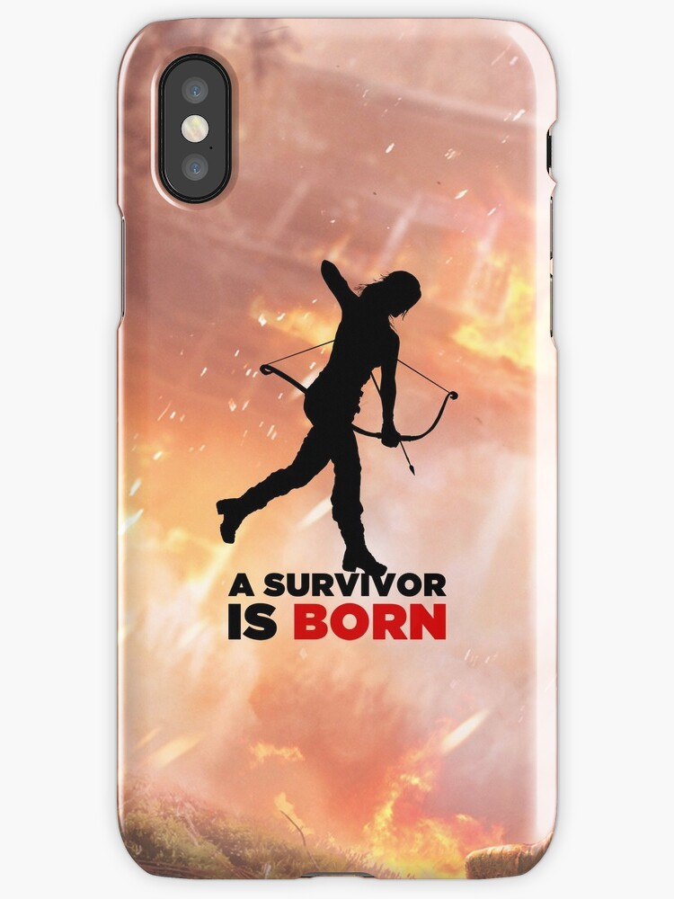 A Survivor is Born [black] by saniday