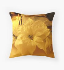 Christmas at Averil's Throw Pillow