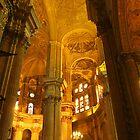 Renaissance Interior, Malaga Cathedral by wiggyofipswich