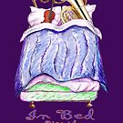 In Bed with Music - Violin and Tuba by didielicious
