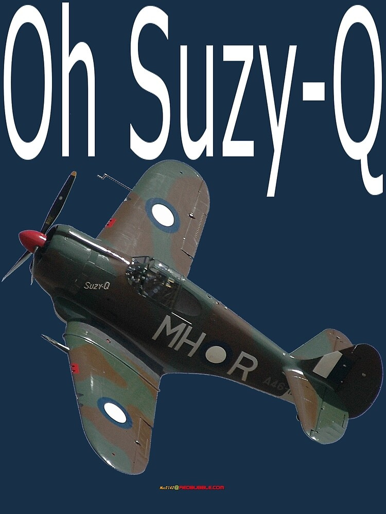 "Plane & Simple - CAC Boomerang VH-MHR ""Suzy-Q"" by muz2142"
