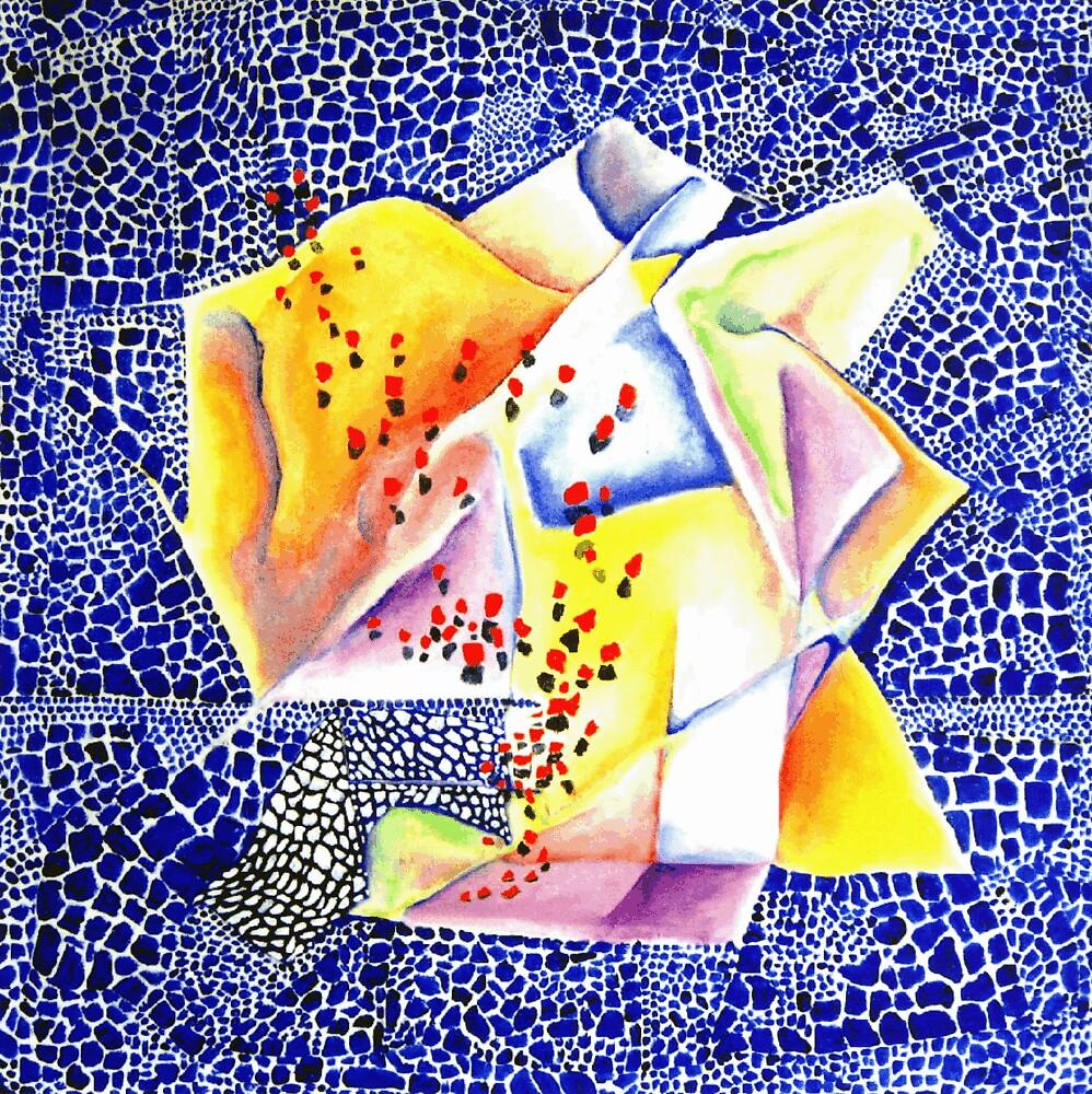 T. TIME BLUE by IRENE NOWICKI