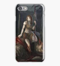 Huntress iPhone Case/Skin
