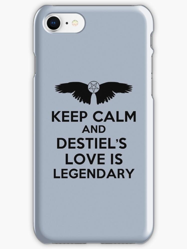 Destiel is Legendary by saniday