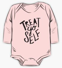 Treat Yo Self II One Piece - Long Sleeve