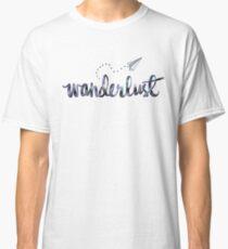 WANDERLUST Classic T-Shirt