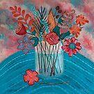 'Gentle Blooms'  by Lisafrancesjudd