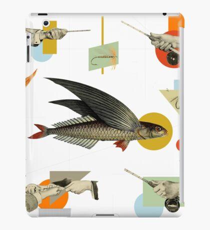 FLY FISH FLY iPad Case/Skin