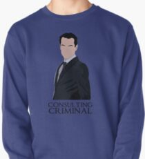 Consulting Criminal Pullover