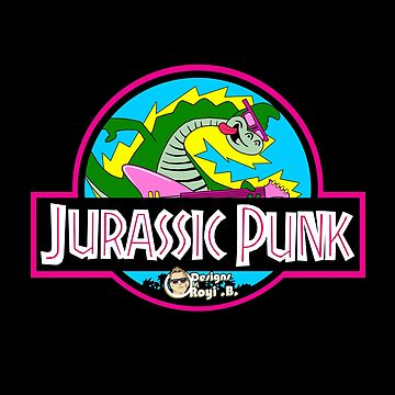 Jurassic Punk by RoyiBerkovitz