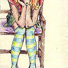Socks by Tabita Harvey