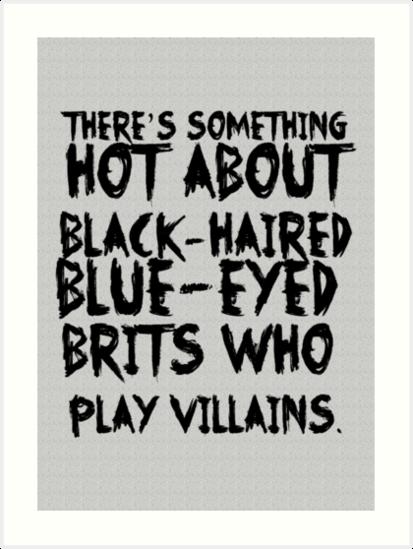 British Villains by saniday