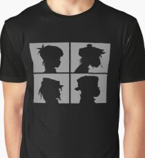 gorillaz Graphic T-Shirt