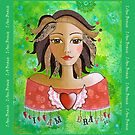 I Am Brave by Lisafrancesjudd