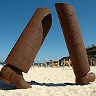 These Feet Weren't Made For Walking, 2006 by muz2142