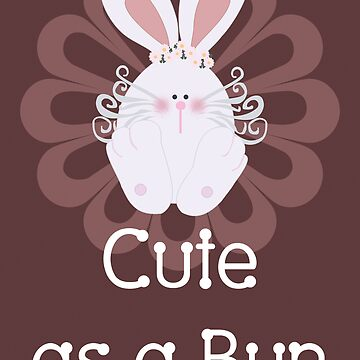 Cute as a Bun by exandra