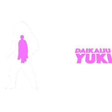 DAIKAIJU YUKI - Mug by raffleupagus