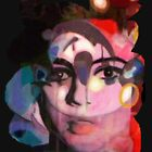 Edie Sedgwick (cut out) by Andrew  Pearson
