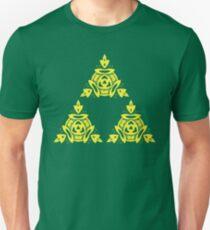 Filigree Triforce Unisex T-Shirt