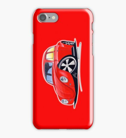 VW Beetle (Custom A) iPhone Case/Skin
