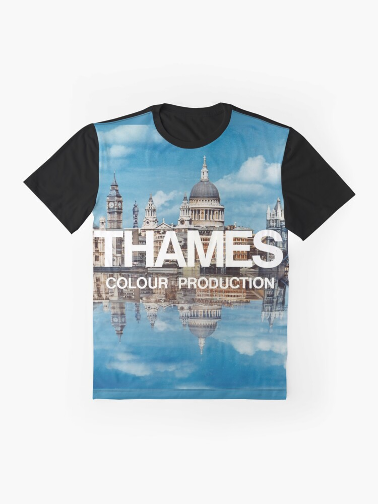 Alternate view of NDVH Thames Graphic T-Shirt