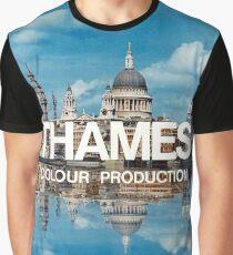 NDVH Thames Graphic T-Shirt