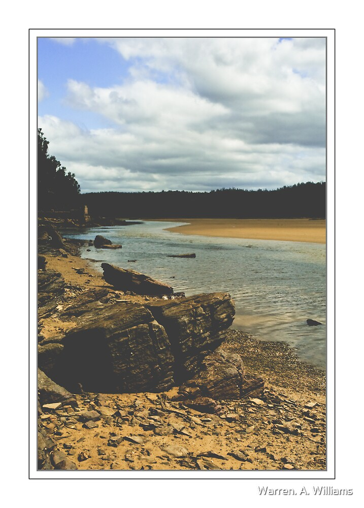 Tidal River by Warren. A. Williams