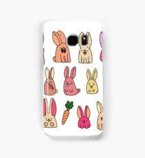 Easter bunnies Samsung Galaxy Case/Skin