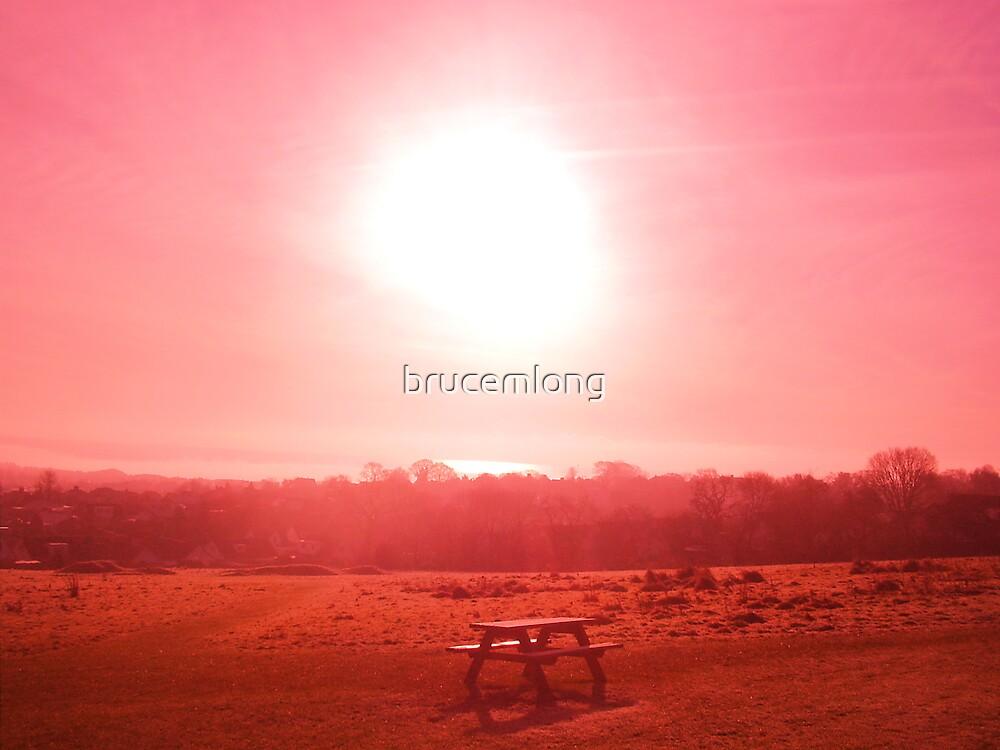 PINK LIGHT by brucemlong